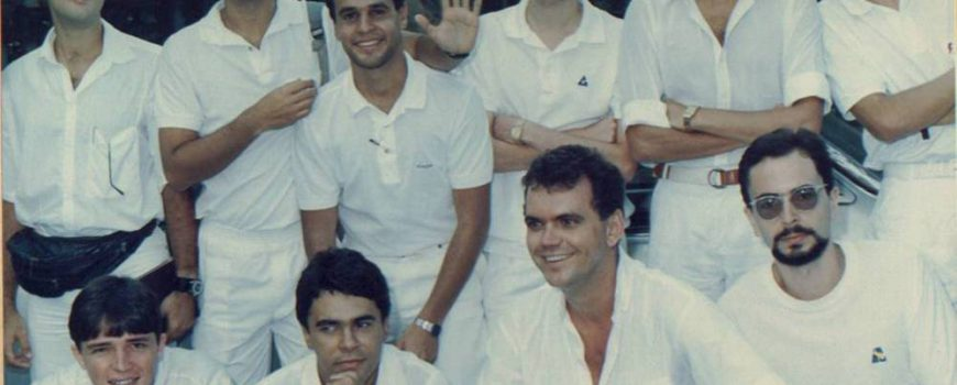 Graduação – UFMG 1989