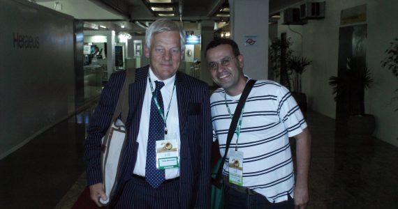 Prof. Tomas Albrektsson – 20 anos Osseo Integração no Brasil