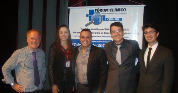 Fórum Clínico 2016 – CROMG